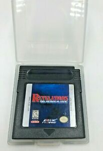 Revelations-The-Demon-Slayer-Nintendo-Game-Boy-Color-1999-Game-only