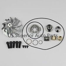03-04 Ford Powerstroke 6.0L GT3782VA Turbo Rebuild kit Repair kit  Billet Wheel