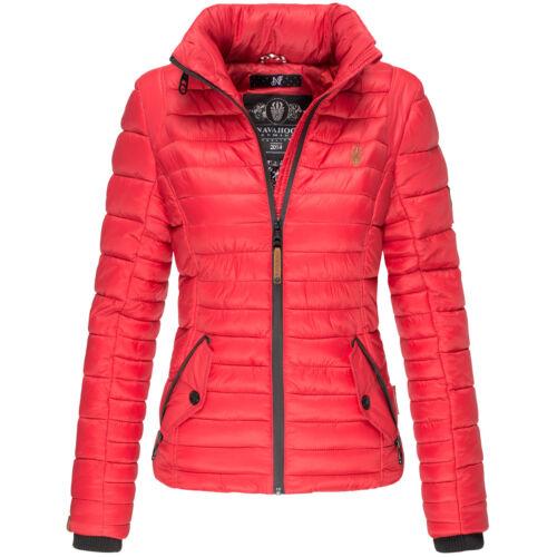 Navahoo Premium Damen FrühlingsJacke Stepp Jacke Übergangsjacke Riva Steppjacke