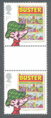 2019 Latest Design Andy Capp-buster Comic Characters - Great Britain Mnh Pair 2012 High Quality Goods