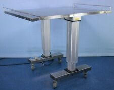 Blickman Model 7902 Ssm Power Instrument Table Veterinary Table Surgical Table