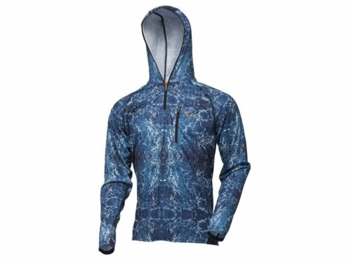 Savage Gear Hoodie Savage Salt UV M-XXL 100/% Polyester Sun protective NEW 2019