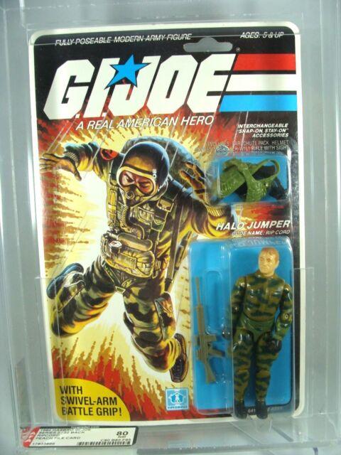 hasbro g i joe ripcord action figure ebay