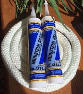 Heatmor Outdoor Wood Boiler Door Seal Kit With 7 1