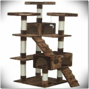 72 Cat Tree Tower Condo House For