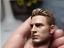 "1//6 SCALA Capitan America intaglio Testa Chris Evans MASCHIO TESTA SCOLPIRE corpo F 12/"""