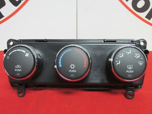 DODGE CHALLENGER A//C And Heater Control Head Switch NEW OEM MOPAR