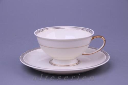 Teetasse mit Untere Rosenthal Winifred Linienspiel 2996