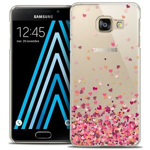 Coque-Crystal-Pour-Galaxy-A3-2016-A310-Extra-Fine-Rigide-Sweetie-Heart-Flakes