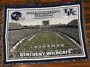 University of Kentucky Wildcats Football Stadium Cotton ...