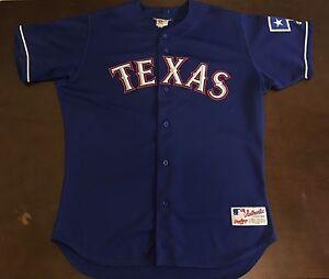90b33ef43 Image is loading Rare-Vintage-Rawlings-MLB-Texas-Rangers-Rafael-Palmeiro-