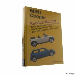 repair manual bentley repair manual wd express fits 12 13 mini rh ebay com Mini Cooper Coupe 2010 mini cooper repair manual
