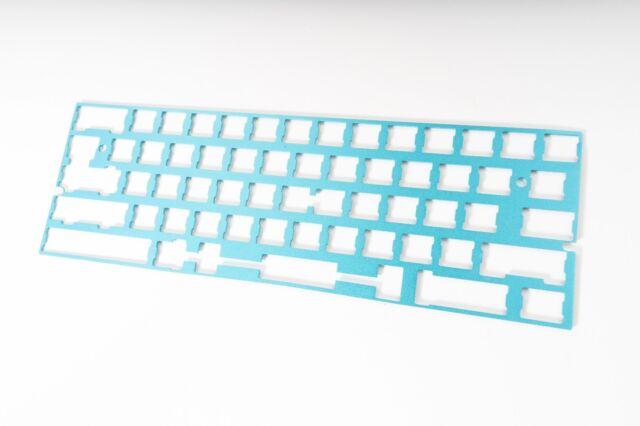 Doyu Studio Aluminum Plate for DO60 Layout 60/% Keyboard DO60 GH60