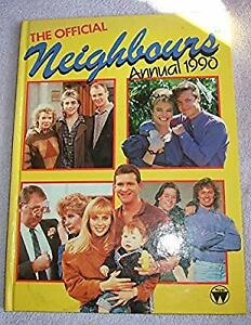THE-OFFICIAL-NEIGHBOURS-ANNUAL-1990-Hopwood-Clive-Editor-Used-Good-Book