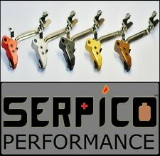 STRYKOUT Gen 3-4 Flat Trigger Shoe fits Glock 17 19 22 23 26 27 with Trigger Bar