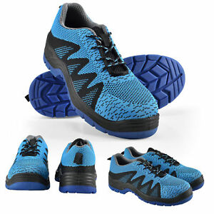 cheap for discount c9a73 4ed73 Details zu [pro.tec] Sportliche Arbeitsschuhe S1P Stahlkappe  Sicherheitsschuhe Sport Schuhe