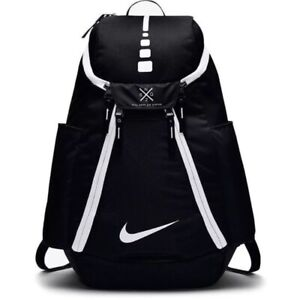 Nike Hoops Elite USA Baskeltball Backpack White Navy Red Max Air O//S BA5280-100