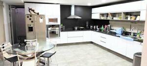Casa Renta Loma Dorada Privada 3 Rec 4 Baños 3 Est Cuarto Servicio Paneles Solares Ideal Oficina. T1