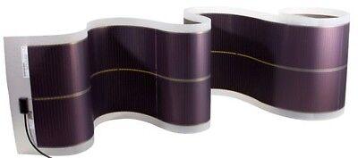 100w 319v dc rollup Flexible solar panel 100% flexible folie