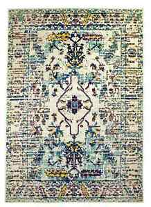 Super-Area-Rugs-Persian-Overdyed-Vintage-Traditional-Distressed-Rug-in-Ivory
