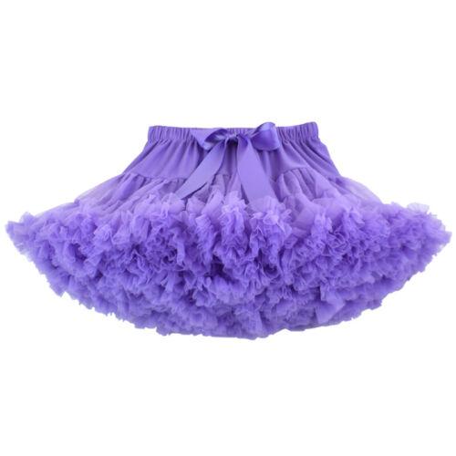Mädchen Frauen Röcke Junggesellenabschied Tütü Tüllrock Petticoat Ballett Tutu