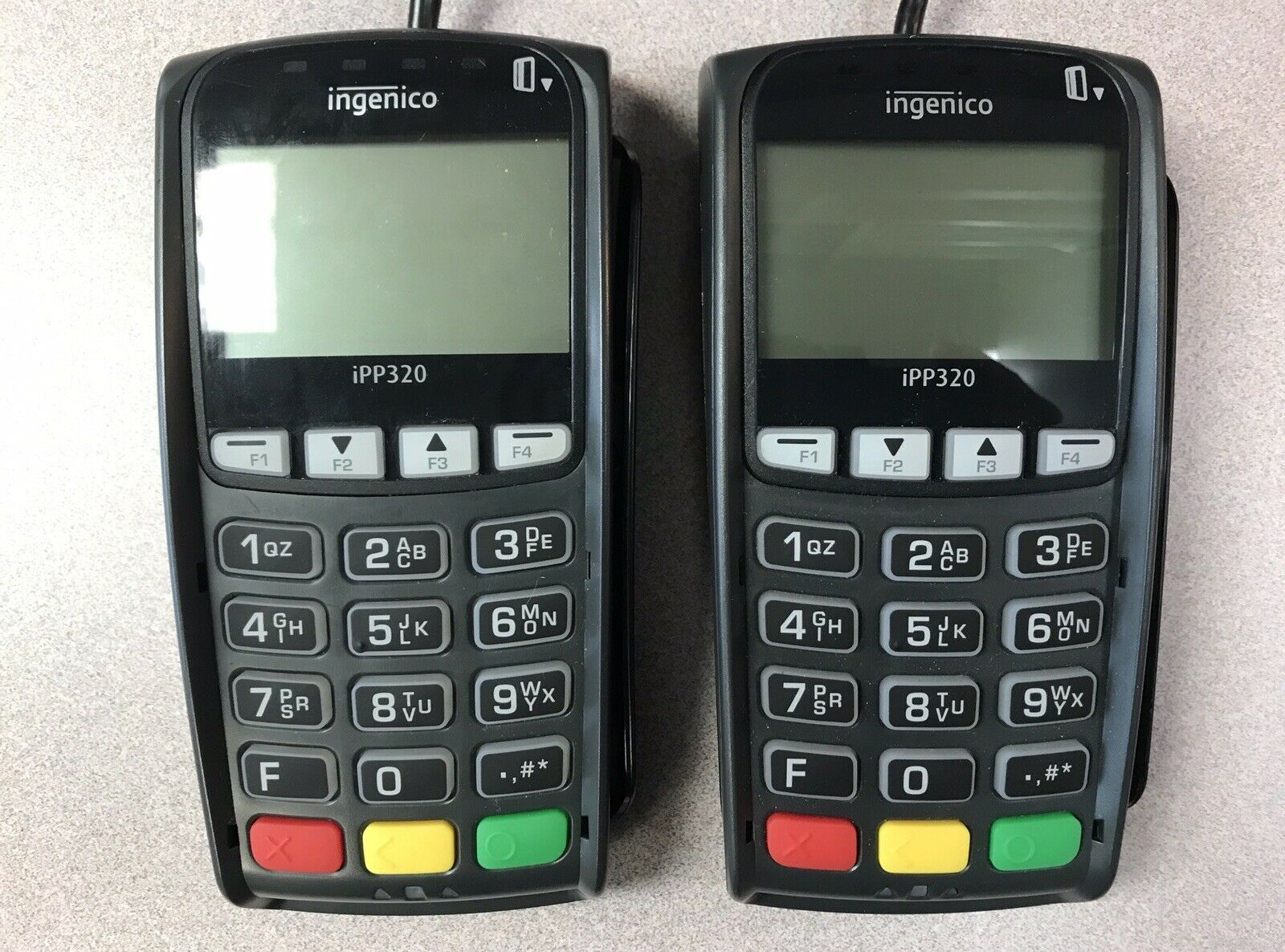 Ingenico IPP320 Credit Card Reader Machine IPP320-01T1358A