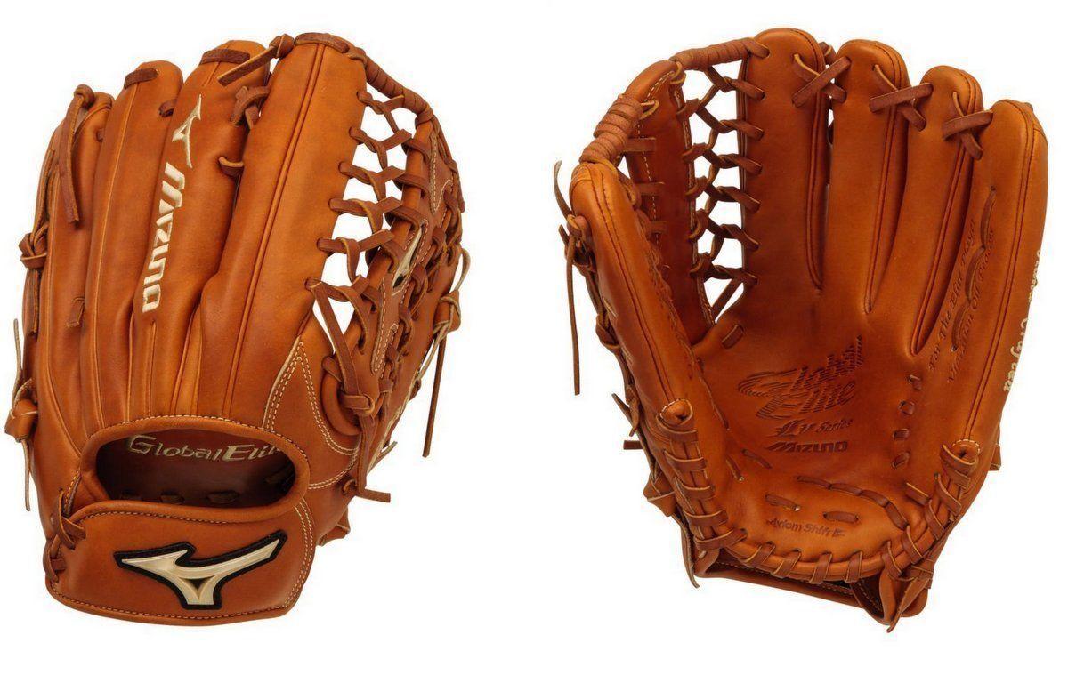 Mizuno GGE71VAXO 12.75  mano derecha lanzador global Elite Vop Pro  outfield  Guante de béisbol  319