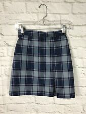 BNWT Girls Medium Grey Midford Brand Sz 16 School Uniform Skort Style Culottes