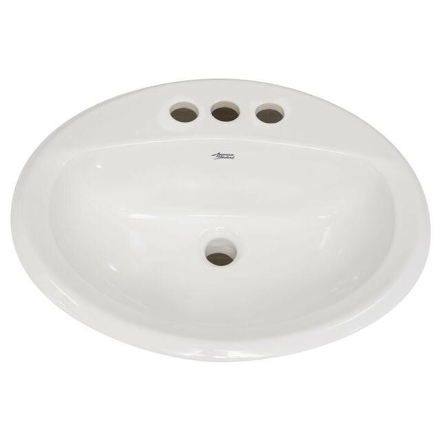 American Standard 0476028 02 Aqualyn Vitreous China Lavatory Sink
