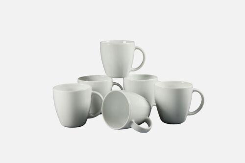 Victoria blanc tasse tasses 6tlg 6 Personnes Porcelaine Creatable 12328 Go