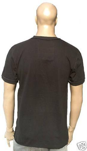Roses ufficiale Rock Star T Ex Stone Vintage Brown vintage shirt Ian Strass amplificata vwnnSAWqP