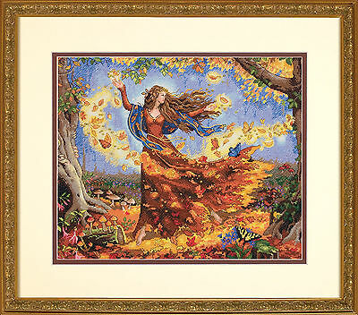 Dimensions Needlecrafts Butterfly Fairy Counted Cross Stitch Kit