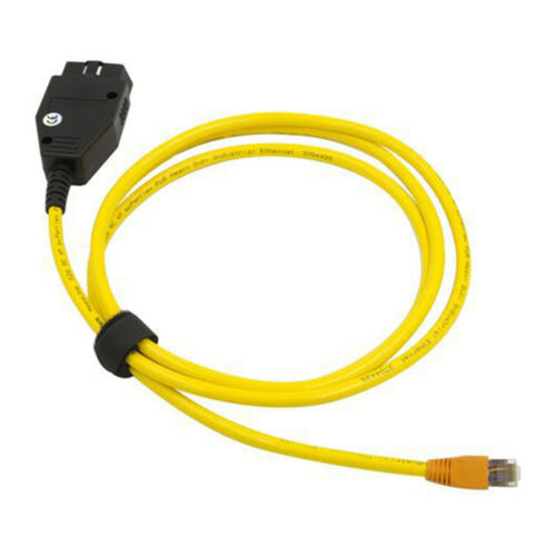 NEW ENET Compatible OBD2 Interface Cable E-SYS ICOM Coding for BMW F-Series ESYS