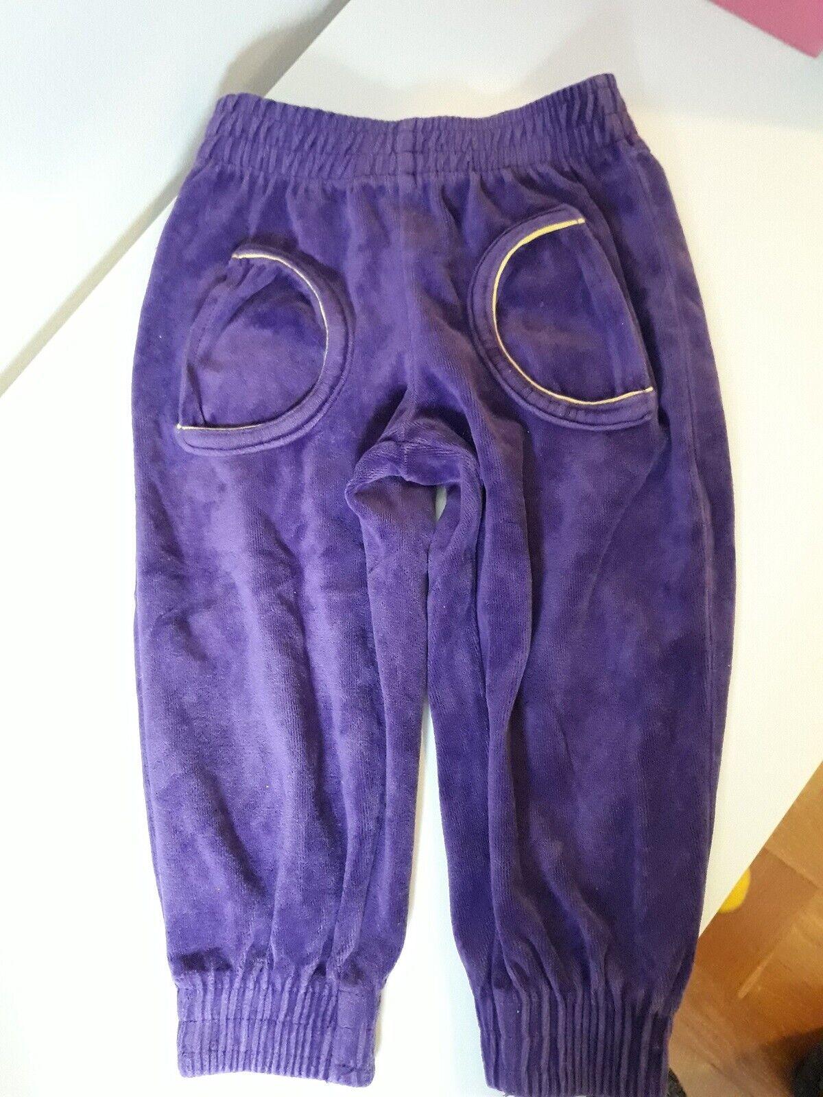Bukser, Velour bukser, Småfolk