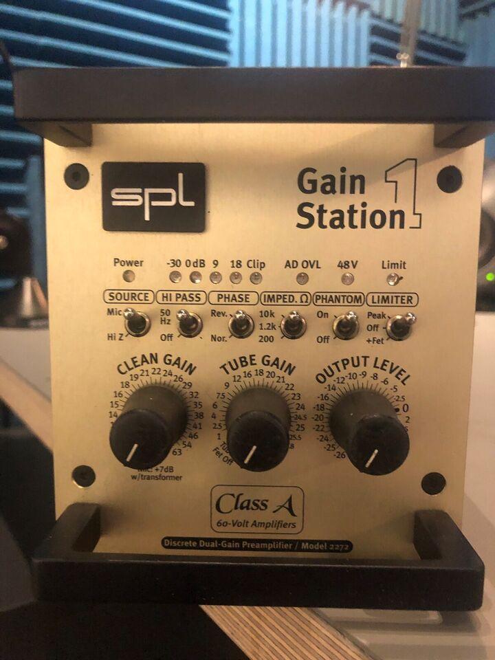 Gain station, SPL gainstation SPL Gainstation 1