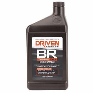 Driven-Racing-Oil-00106-BR-15W-50-Break-In-Motor-1-Quart-Bottle