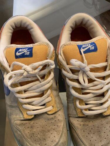 Nike Sb Dunk Low Puff N Stuff Size 11