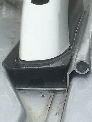 VW T5 SWB bolt on awning rail camper Roof Bars or Pop Top ...