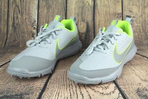 most popular super specials buying cheap Nike Explorer 2 No Spikes Golf Shoe Pure Platinum Wolf Grey Volt ...