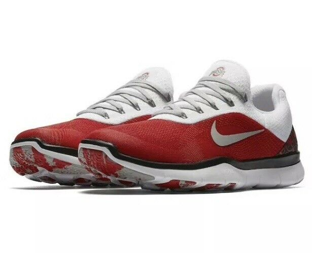0a2f8944eb5f0 Nike Trainer V7 Week Zero Mens Ohio State Buckeyes Shoes Size 11.5 for sale  online