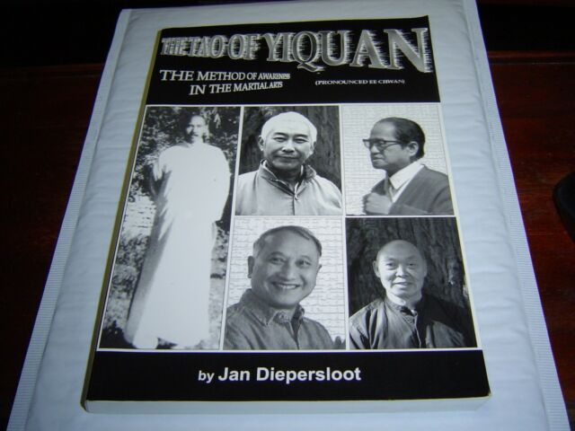 """""""LIKE NEW COND"""" THE TAO OF YIQUAN by Jan Diepersloot (2000)"""