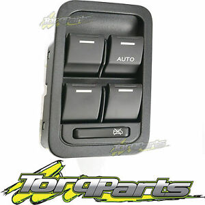 WINDOW-SWITCH-SUIT-SX-SY-SZ-TERRITORY-FORD-04-14-NO-ILLUMINATION-ELECTRIC-POWER