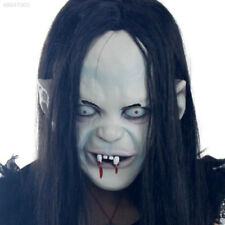 Cosplay The Grudge Halloween Mask Horrible Fancy Scary Dress
