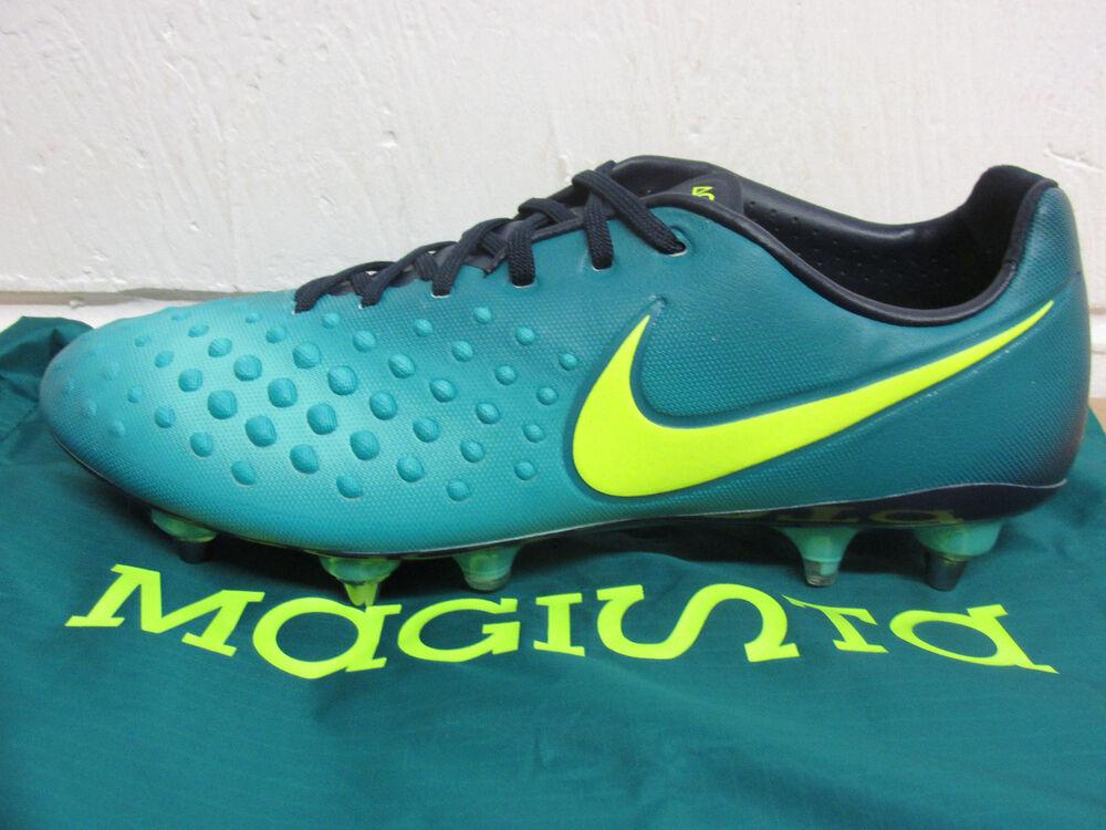 Nike Magista Opus II SG-Pro Homme Chaussures De Football 844597 376 Baskets Chaussures-
