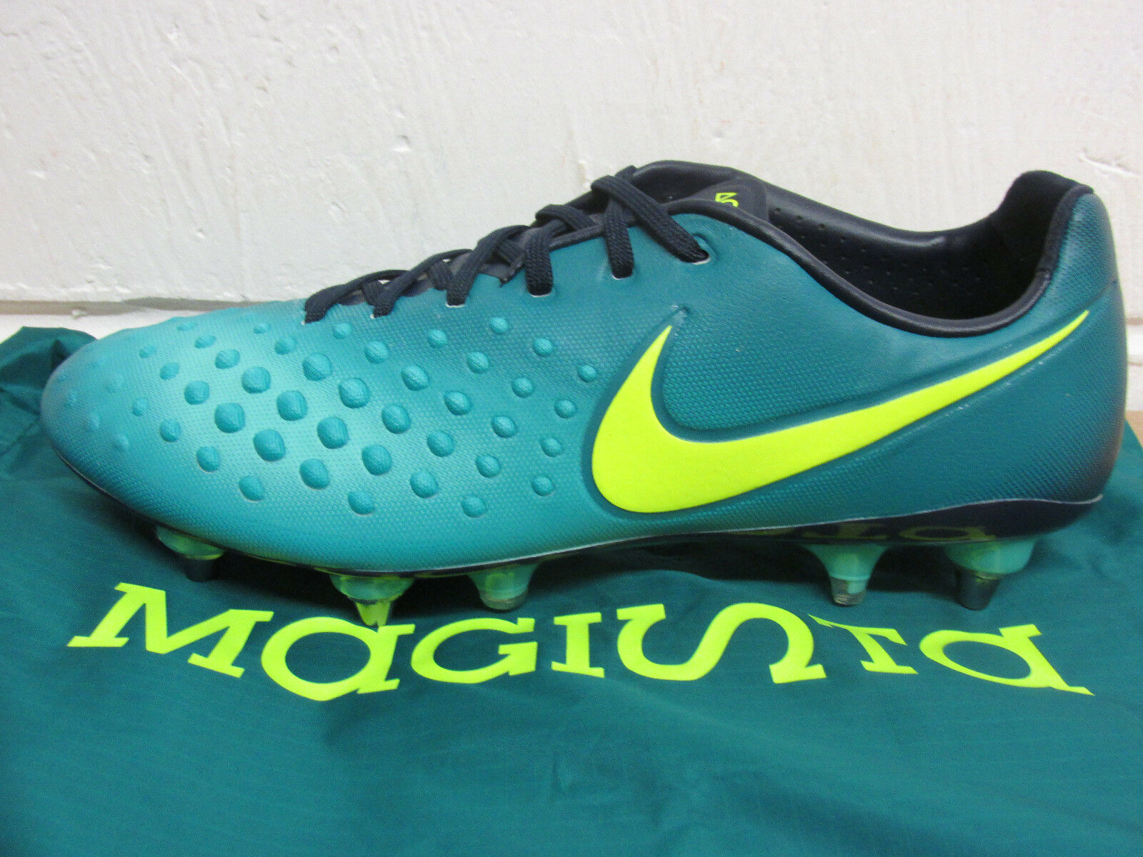 Nike Magista Opus 376 II SG-Pro Hommes Football Bottes 844597 376 Opus Baskets Chaussures 305127