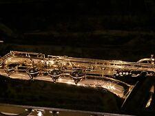 IW 661 Baritone Saxophone Low A - Pro Model, Custom Engraving - Spring sale!