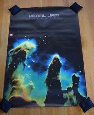 "RARE Pearl Jam ""Binaural"" 2000 Original Promotional Poster 24 x 36 Eddie Vedder"