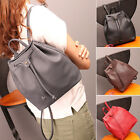 Women's Girl Leather Backpack Shoulder Travel bag Schoolbag Satchel Rucksuck New