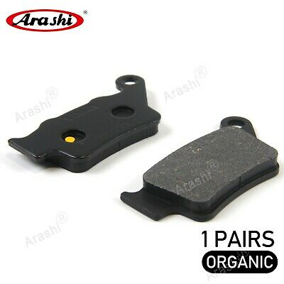 MX500 1995 Front Rear Brake Pads For KTM EXC525 2003