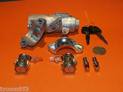 NEW IGNITION BARREL STEERING LOCK SUIT TOYOTA HILUX /& 4RUNNER
